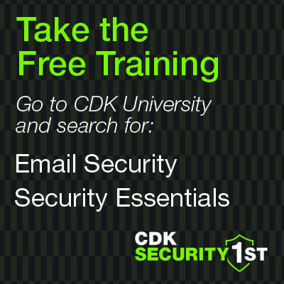 Simple Steps to Protect Your Dealership | CDK Global