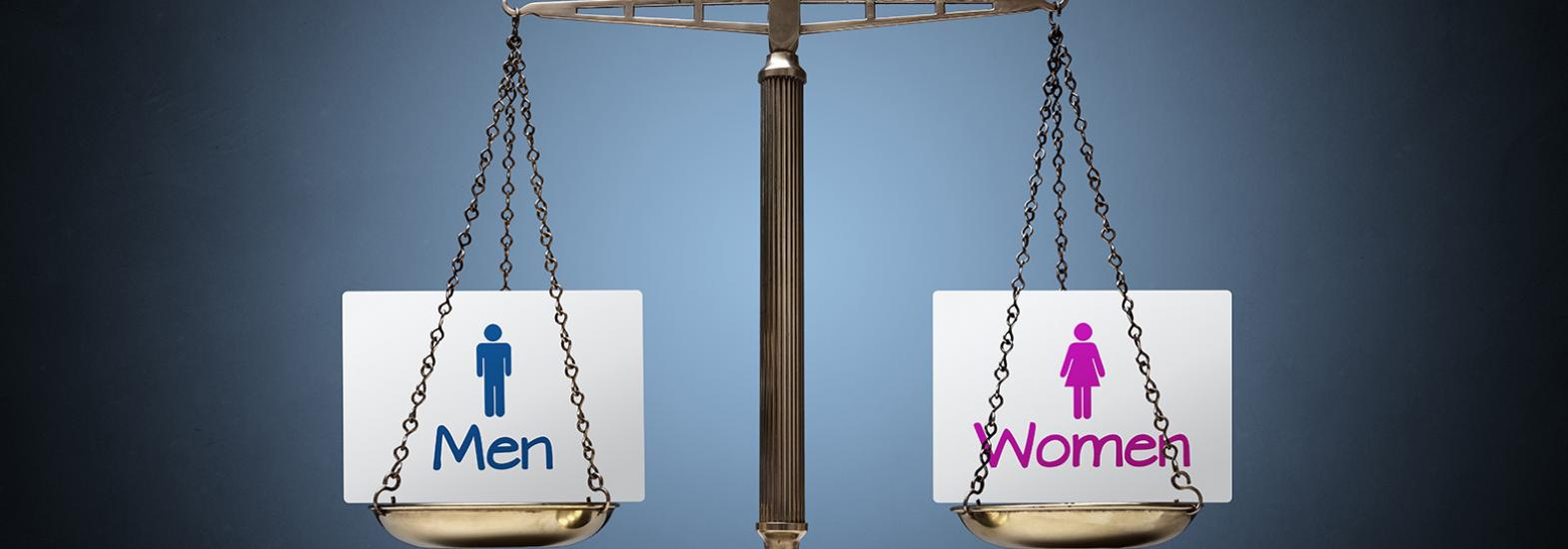 Men and Women equality scale
