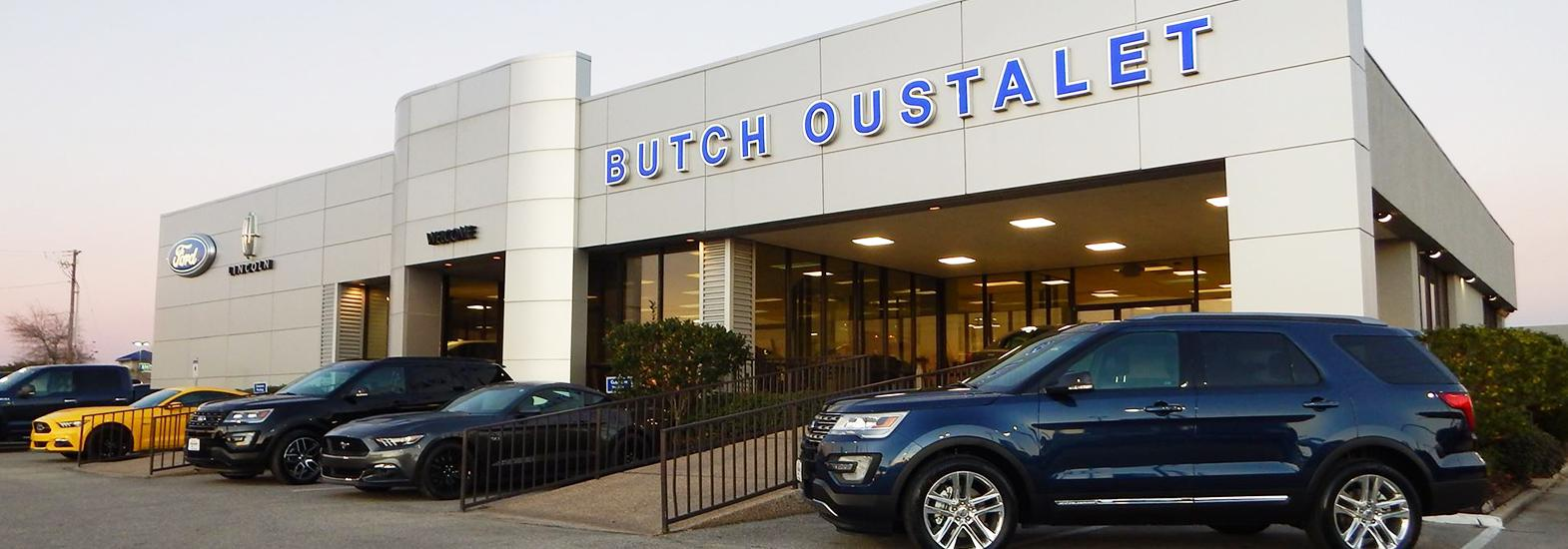 Butch Oustalet Ford >> Butch Oustalet Ford Makes a Smooth Transition to the Ford ...