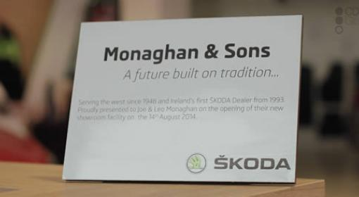 Monaghan & Sons, Galway: Using Autoline Drive to maintain strong customer relationships