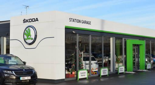 Station Garages chooses Autoline Drive for seamless integration and better business insights