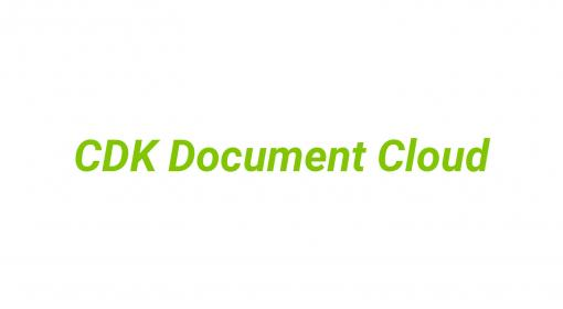 CDK Document Cloud