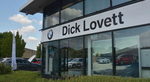 Dick Lovett BMW