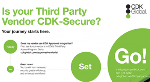 Is Your Third Party Vendor CDK-Secure?