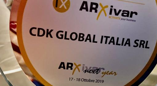 Media Center Premio Top Performer a CDK Global Italia