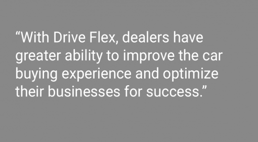Media Center Drive Flex Delivers on Promise to Modernize the DMS for Auto Dealers
