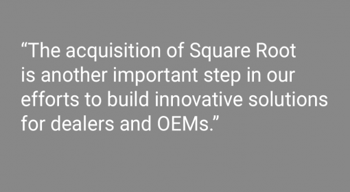 Media Center CDK Global Acquires Square Root