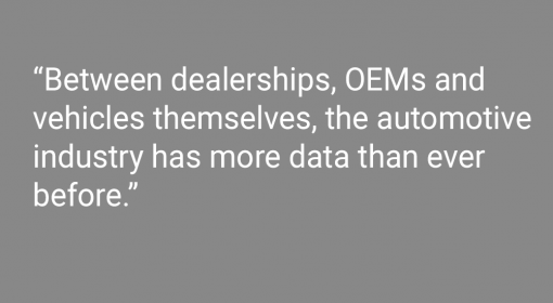 Media Center CDK Global Introduces Big Data Platform to Transform Automotive Industry Data Into Valuable Insights for Dealers, OEMs and Software Developers