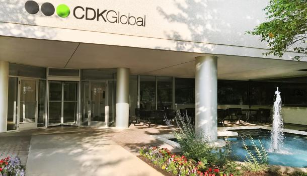 CDK Hoffman Estates building